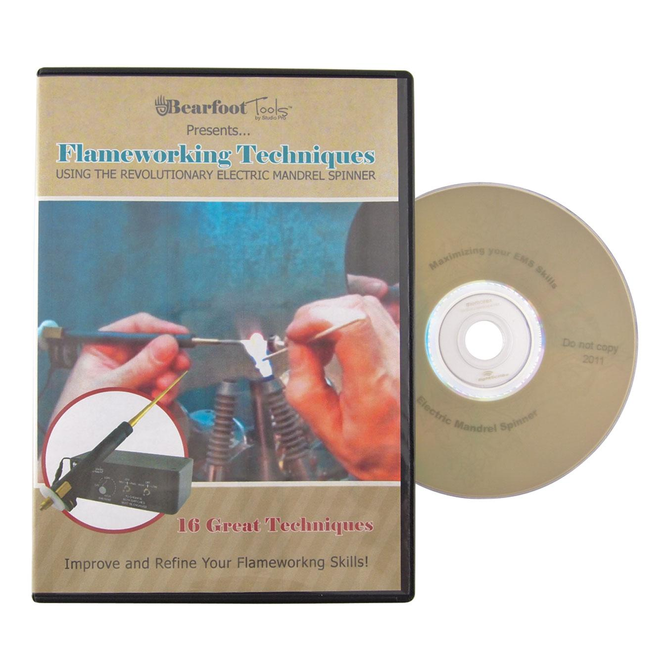 Electric Mandrel Spinner DVD