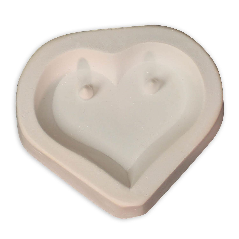 Heart Choker Jewelry Mold