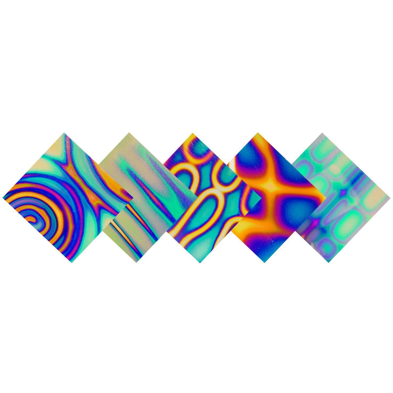 Tie Dye DichroMagic Decal Paper Mini Assortment - 5 Pack