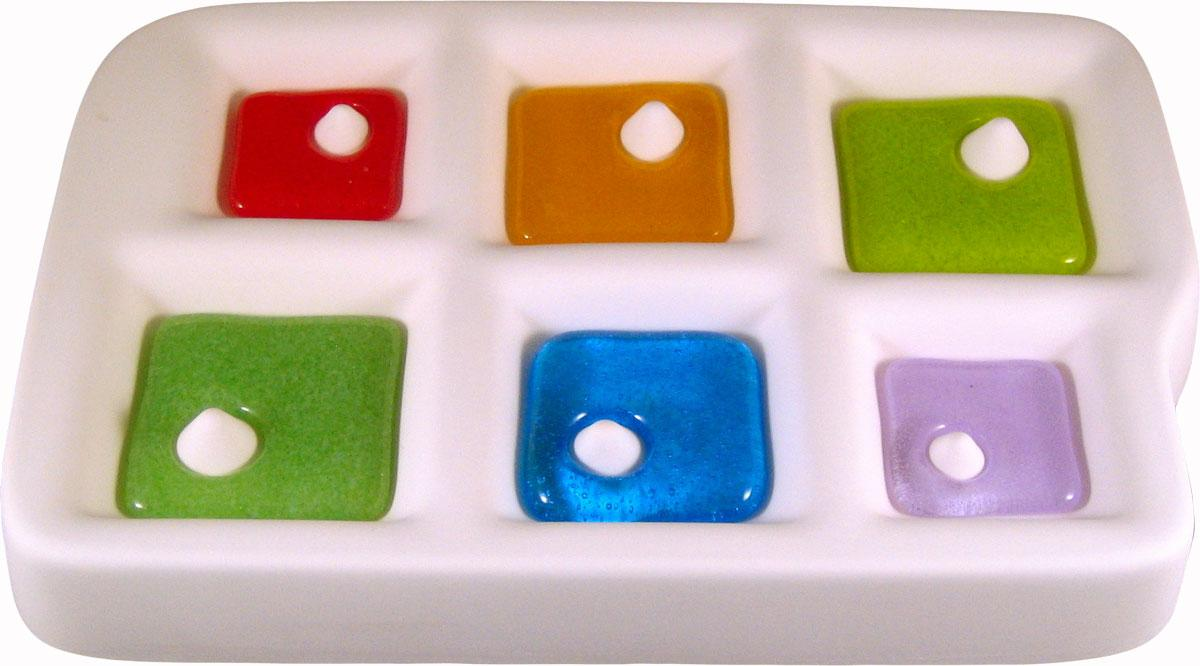 Offset Square Pendants Casting Mold