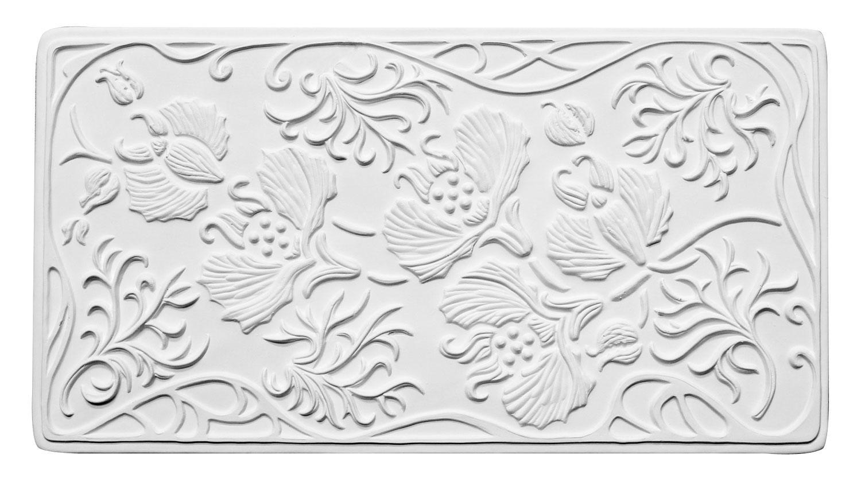 Art Nouveau Texture Mold