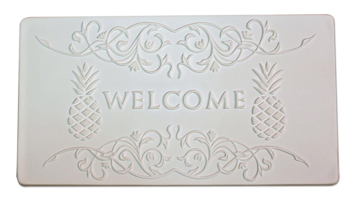 Pineapple Welcome Texture Mold
