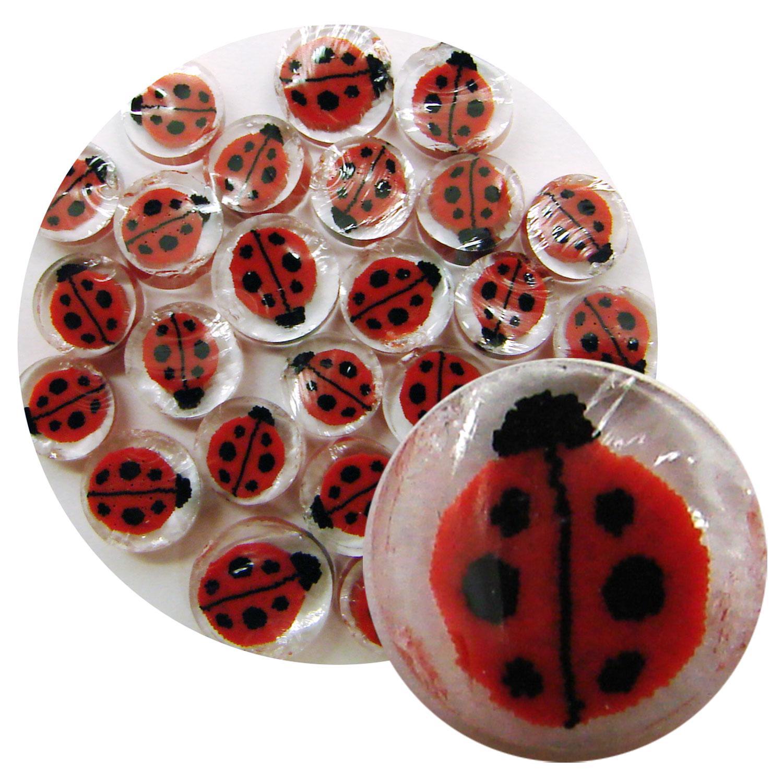 Ladybug Millefiori - 90 COE