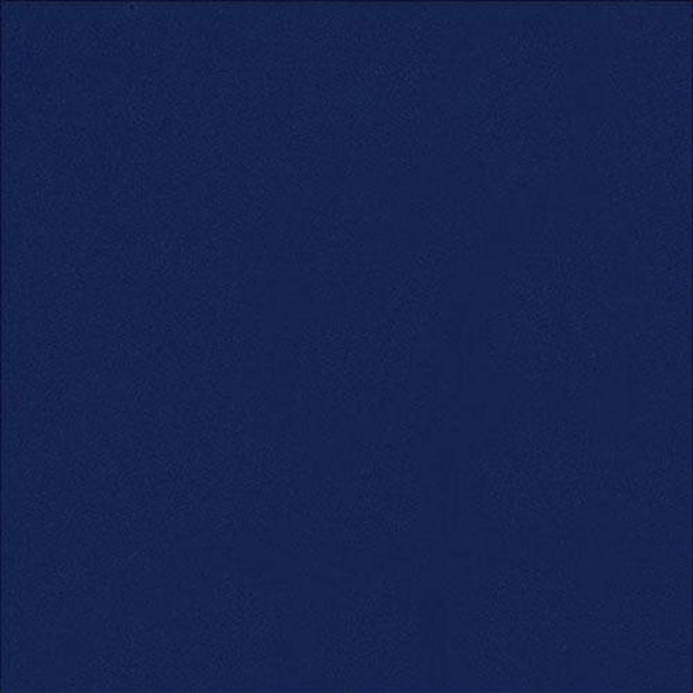 Bullseye Indigo Blue Opal Double Rolled - 90 COE