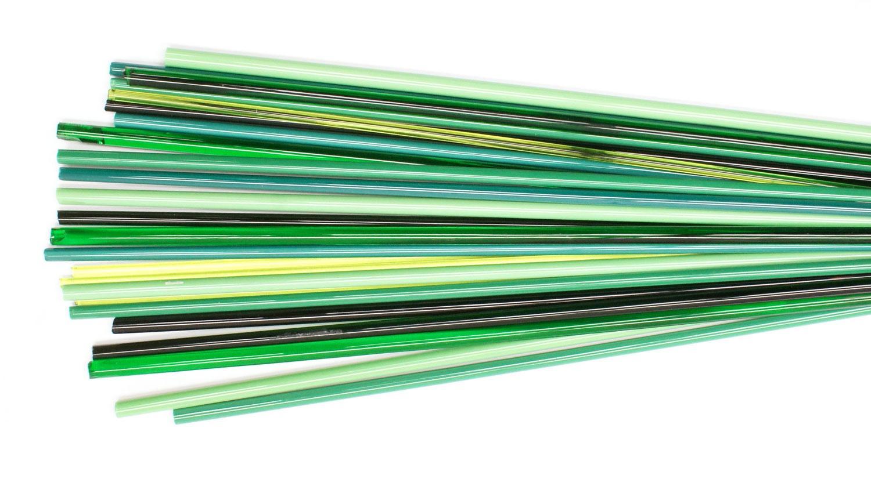 Green Fields Effetre Rod Assortment - 104 COE