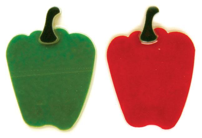 Bell Pepper Fusible Pre-Cut Assortment 2 Pack - 90 COE