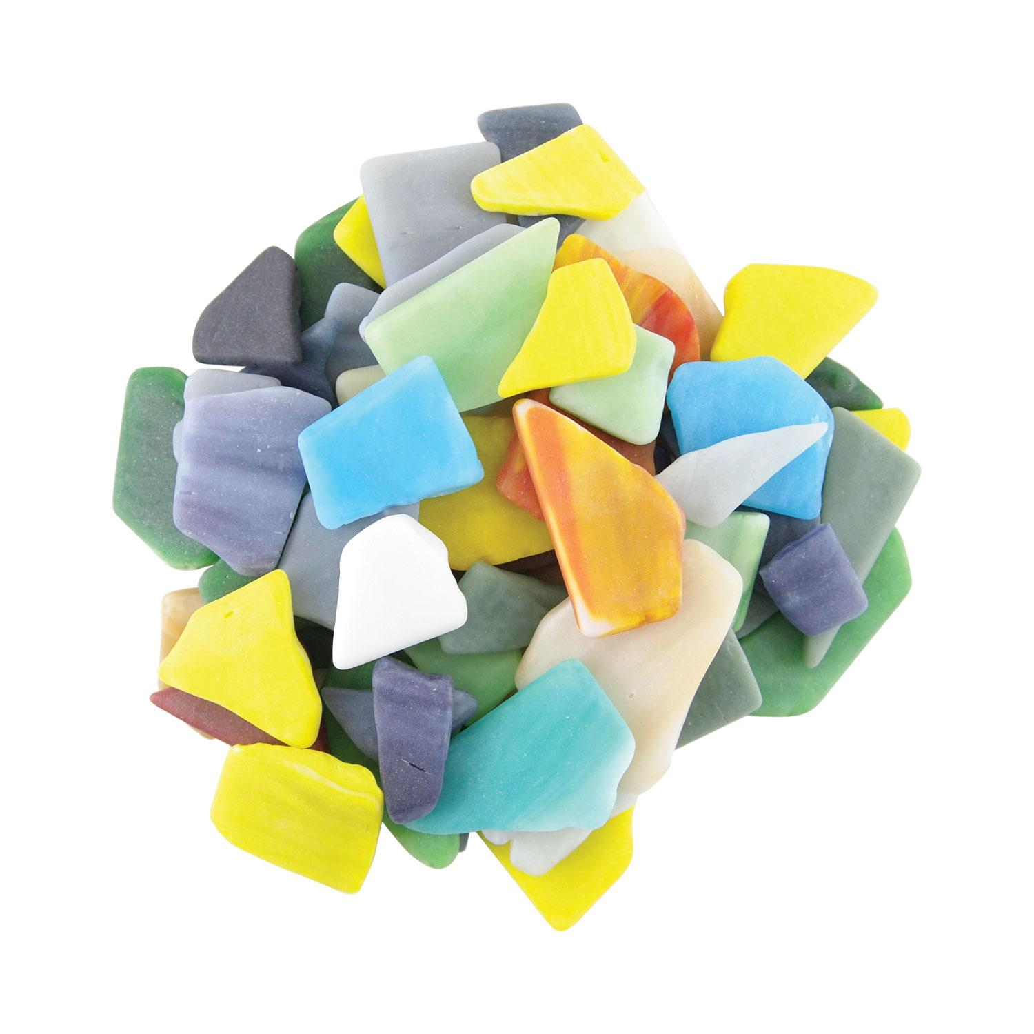 Tumbled Glass Variety Mix - 20 oz