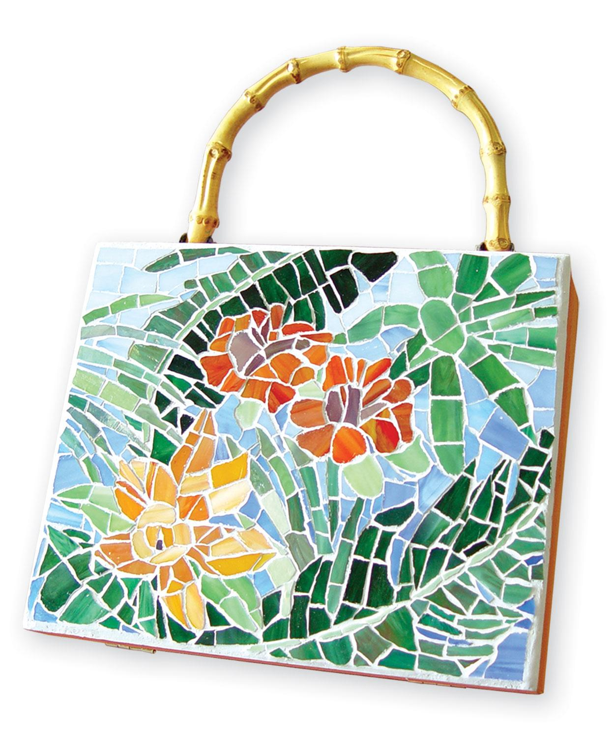 Free Tropical Fashions Mosaic Purse Project Guide
