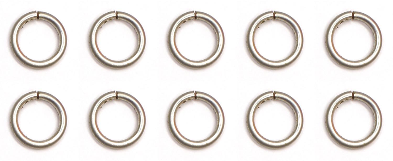 7/16 Pre-tinned Rings - 10 Pack