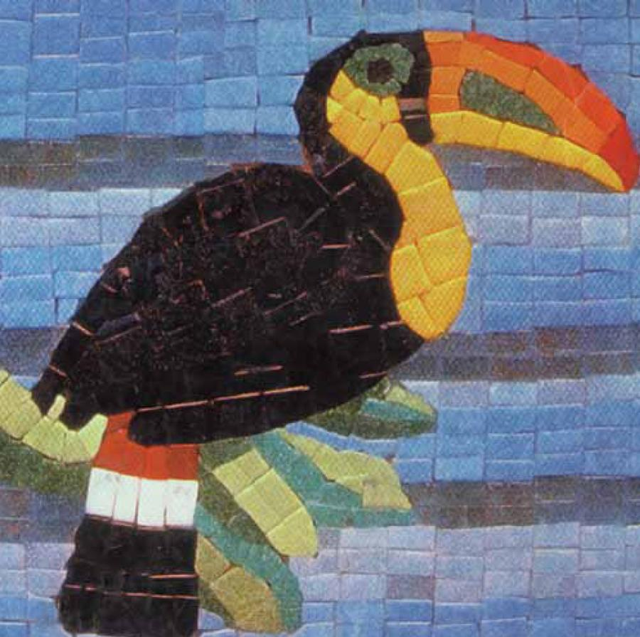 Free Mosaic Toucan Project Guide