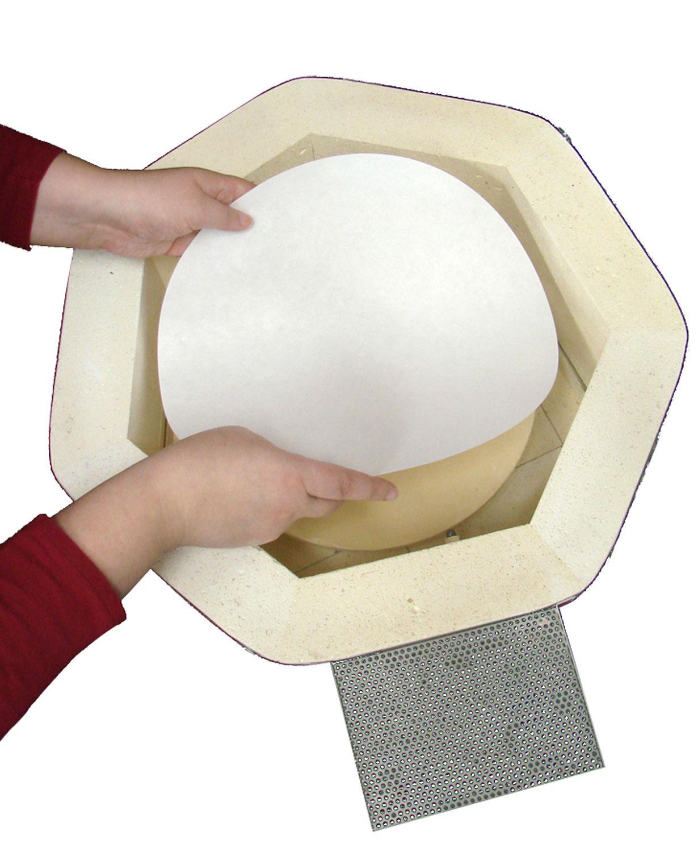 Papyros Shelf Paper 13 Circle - 100 Pack