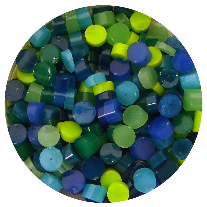 Lagoon Fusible Dots Assortment - 90 COE