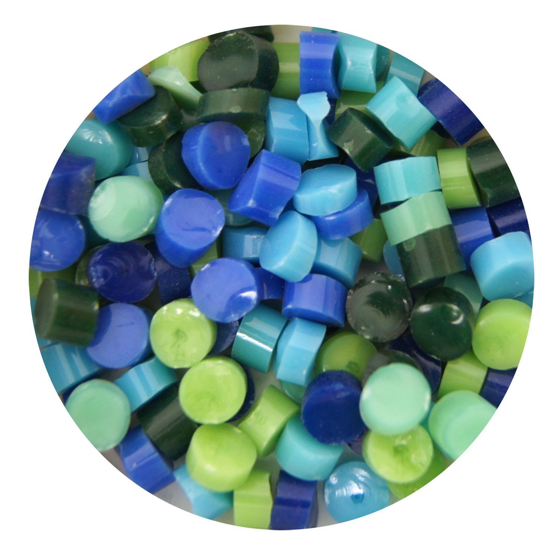 Lagoon Fusible Dots Assortment - 96 COE