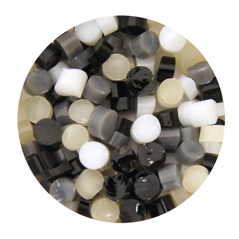 Quarry Fusible Dots Assortment - 96 COE