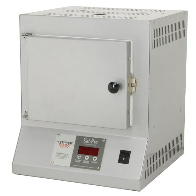Silver Evenheat Kingpin 88 Kiln with Standard Door