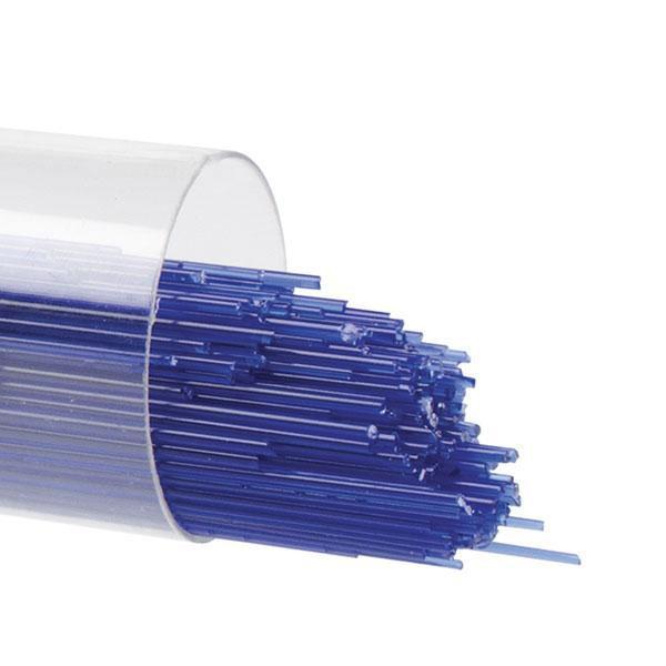 0.5mm Deep Cobalt Blue Opal Stringers - 90 COE