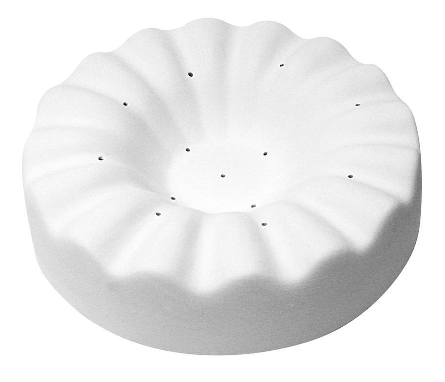 7 Round Spiral Bowl Mold