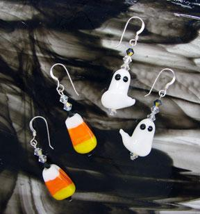 Free Ghost and Candy Corn Project Guide