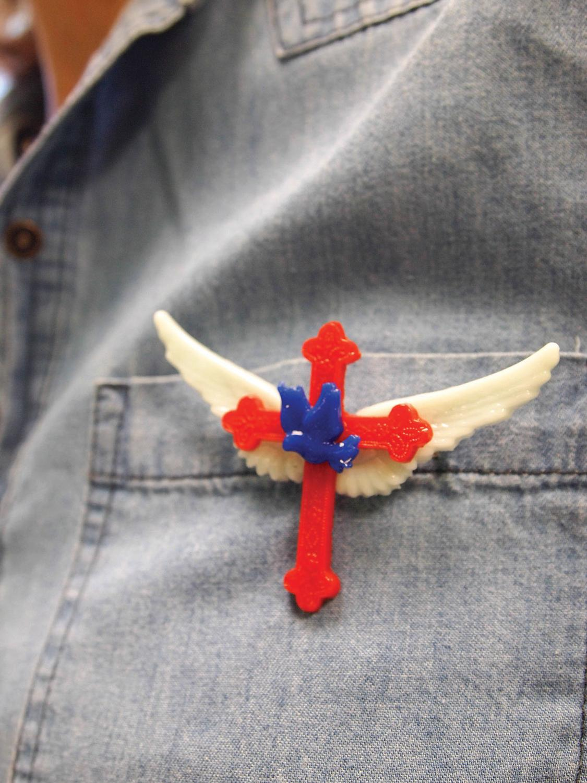 Free Patriotic Lapel Pin Project