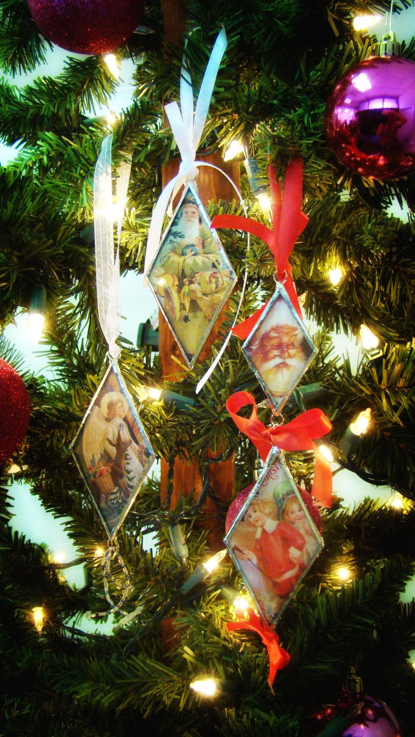 Free Vintage Ornament Project Guide