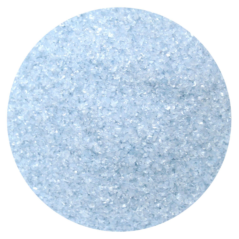 8.5 Oz Chambray Opal Fine Frit - 96 COE