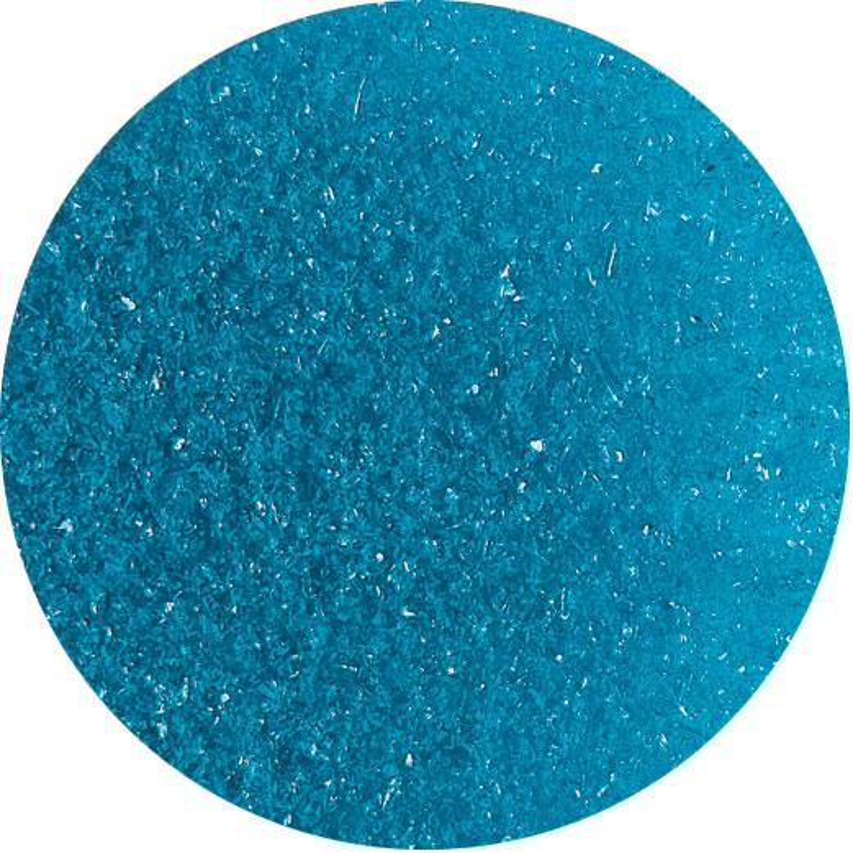 8.5 Oz Blue Topaz Transparent Fine Frit - 96 COE
