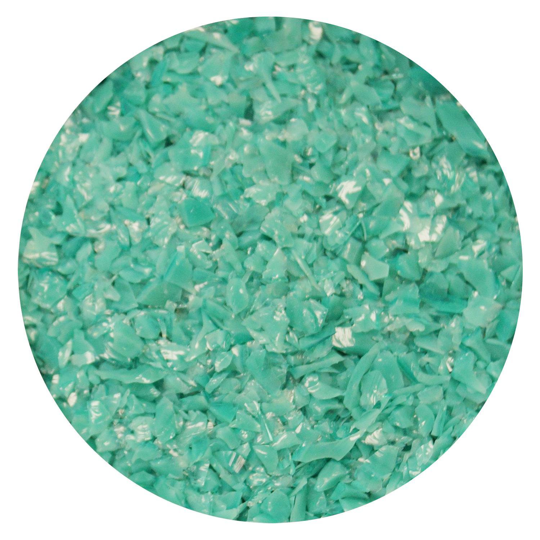 8.5 Oz Apple Jade Opal Medium Frit - 96 COE