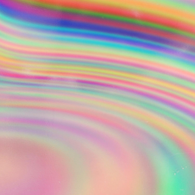 Premium Rainbow on Clear - 90 COE