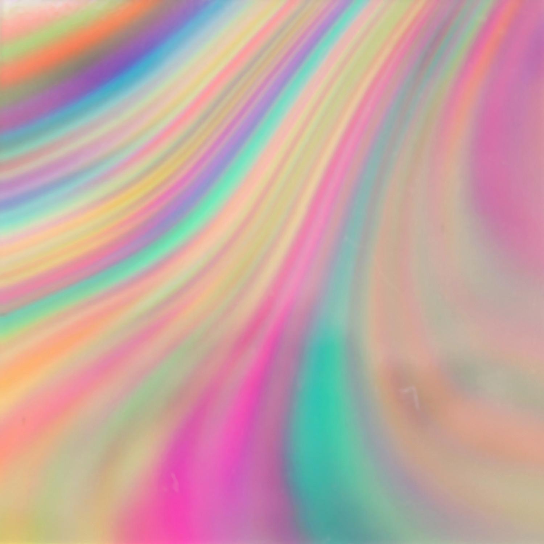 Premium Rainbow on Clear - 96 COE
