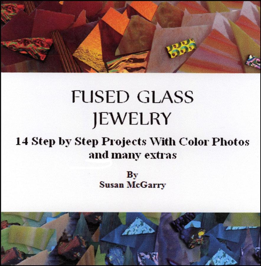 Fused Glass Jewelry CD | Fusing Books Delphi Fusing Books