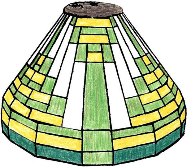 7 Prairie Lamp