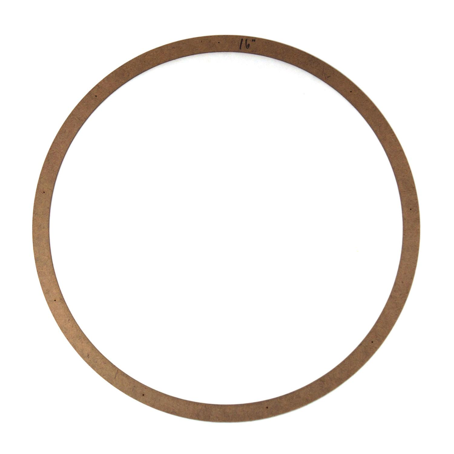 """16"""" Circle Layout Frame   Assembly Tools Delphi Glass"""