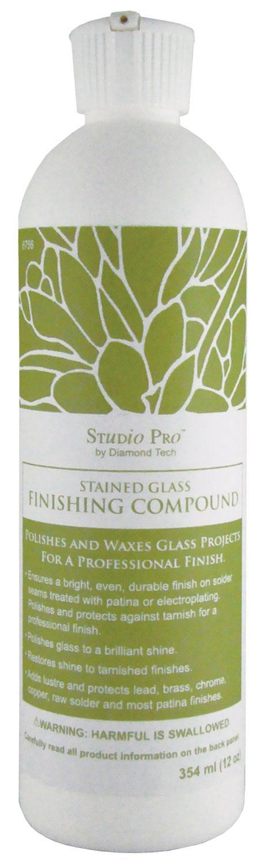 Studio Pro Finishing Compound - 12 oz