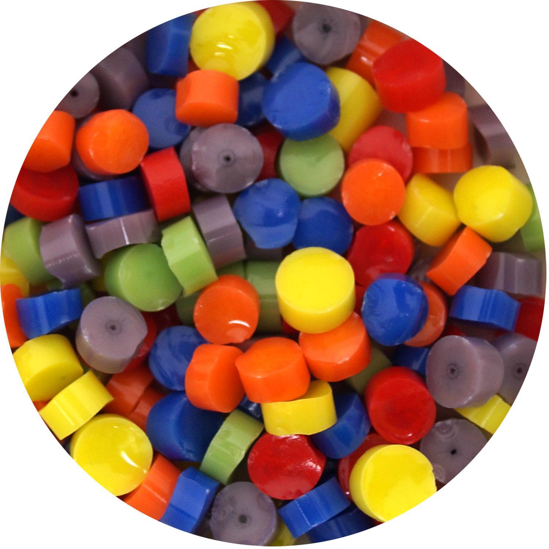 Rainbow Dot Assortment - 96 COE
