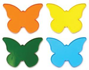 Butterfly Fusible Pre-Cut Assortment 4 Pack - 96 COE