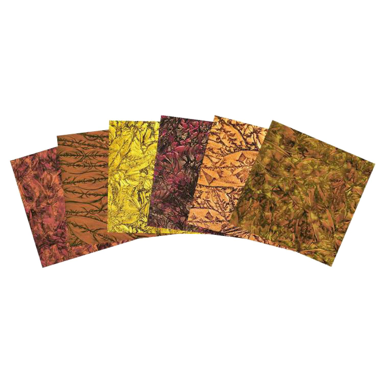 Van Gogh Warm Colors Pack