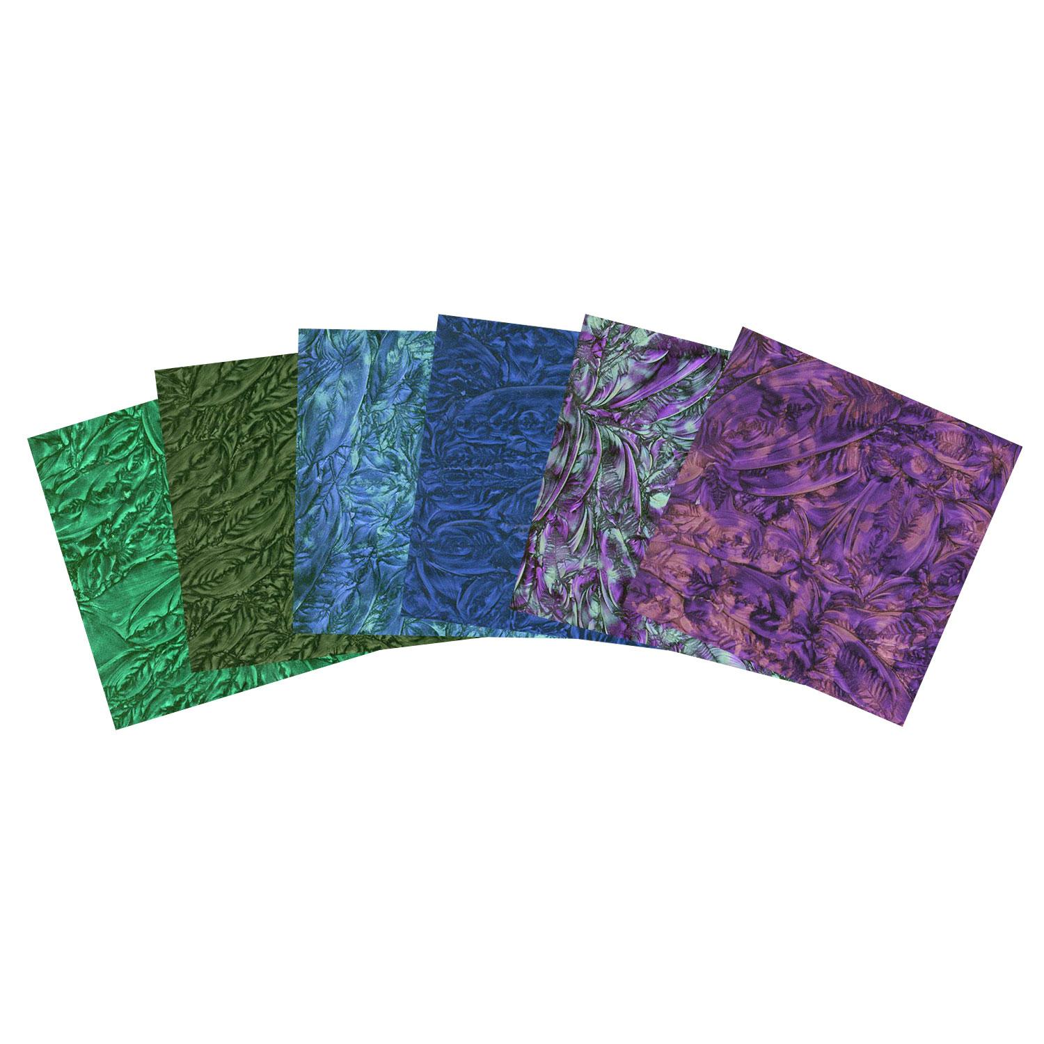 Van Gogh Cool Colors Glass Pack