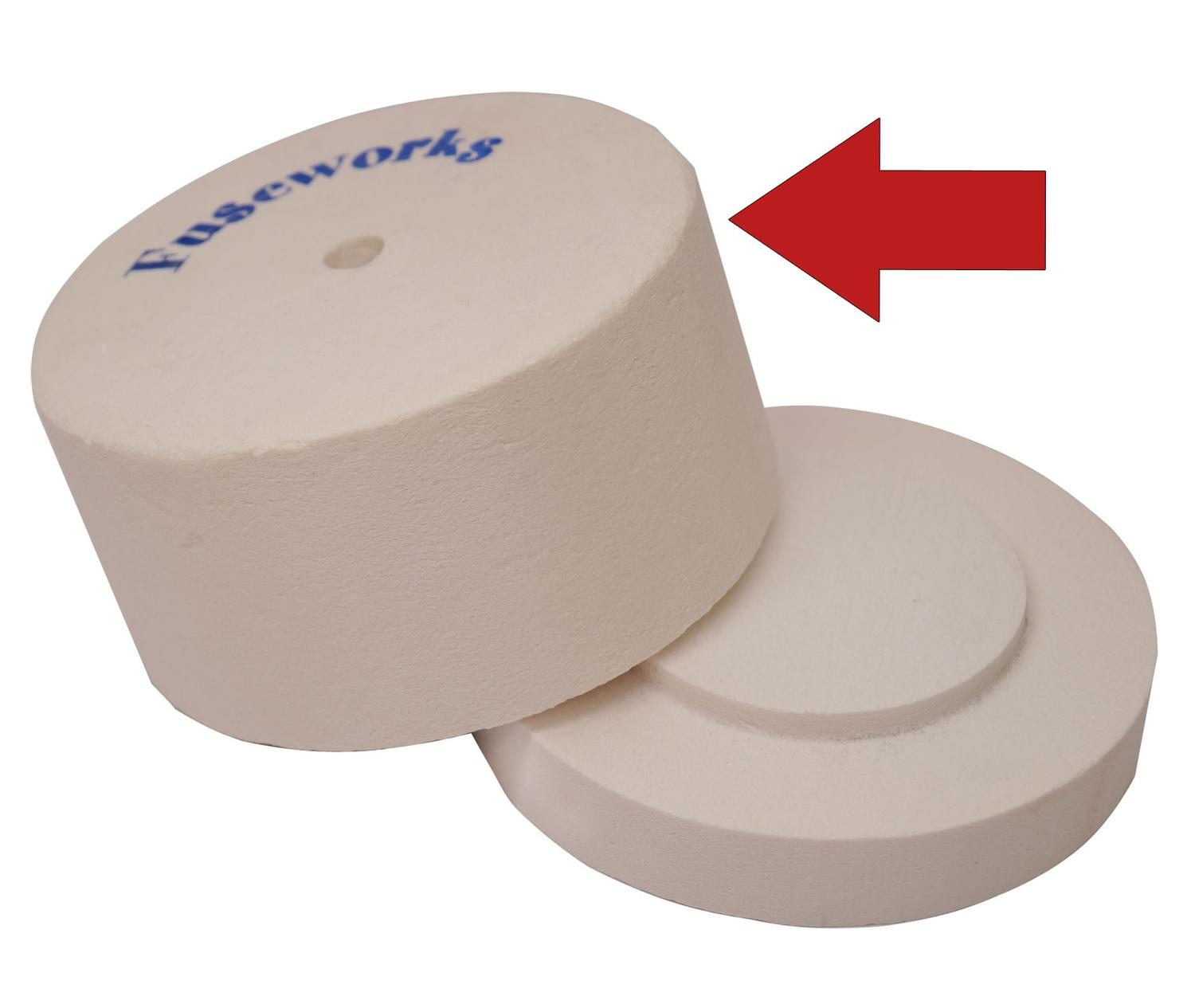Replacement Lid for Fuseworks Microwave Kiln