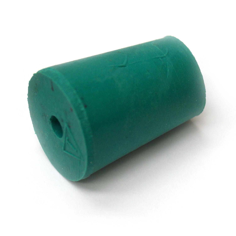 15mm to 10mm Tapered Neoprene Rubber Stopper