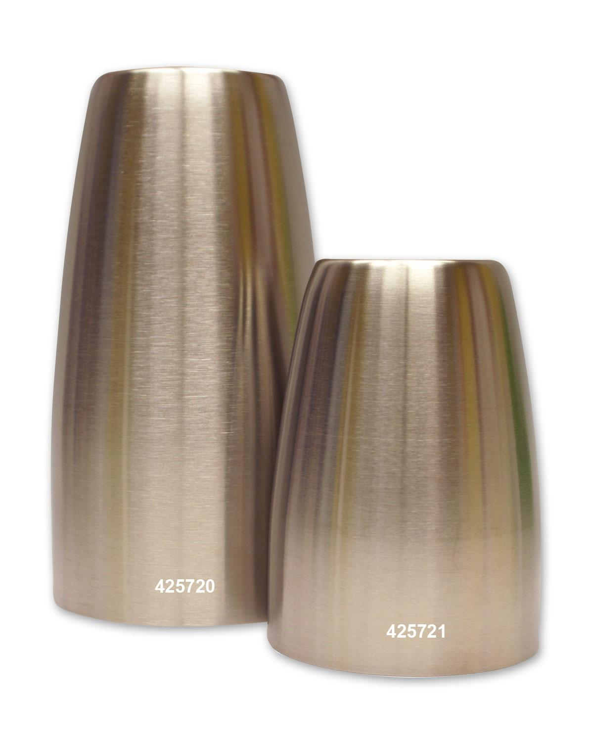 Stainless Steel Floral Vase Formers - 2 Piece Set