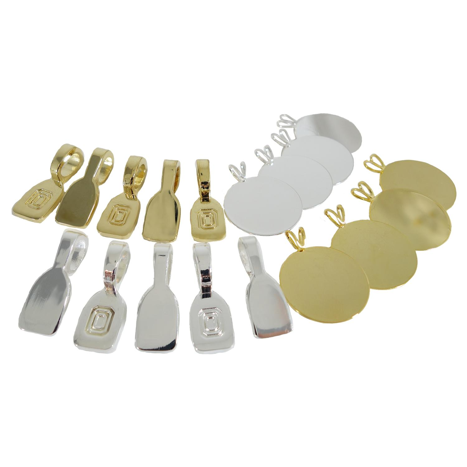 Jewelry Findings - 18 Piece Assortment