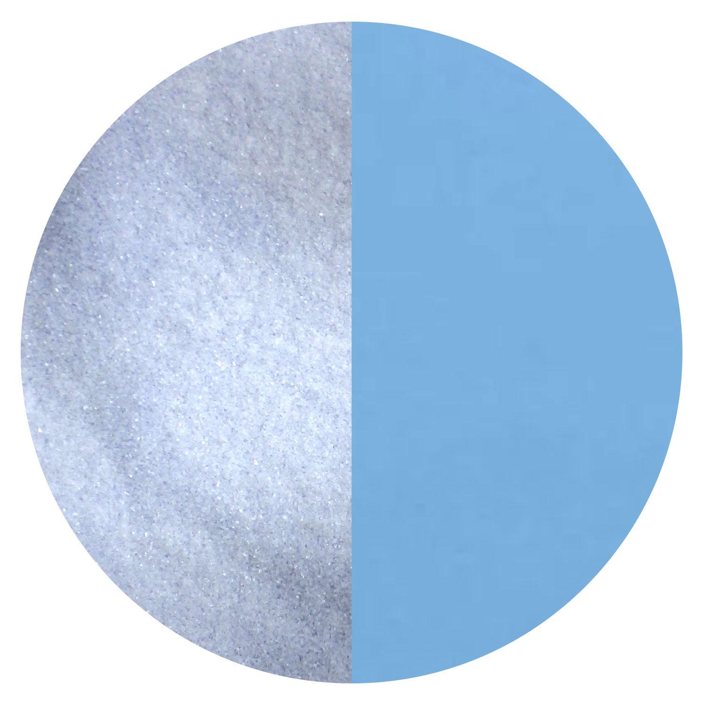8.5 Oz Hydrangea Opal Powder Frit - 96 COE