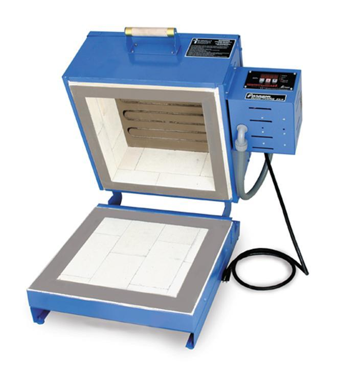 Paragon CS-16S Kiln with viewing window