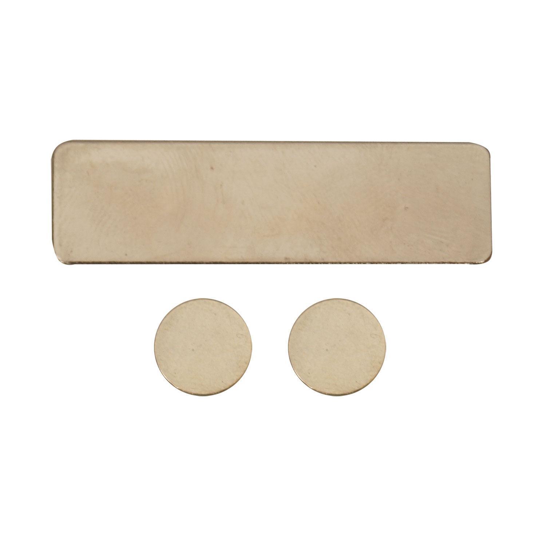 Magnet Bar Brooch