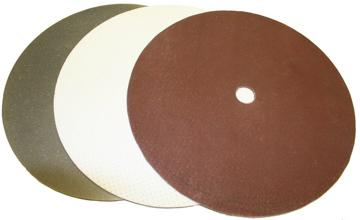 18 Nickel Bond Diamond Magnetic Disc - 270 grit