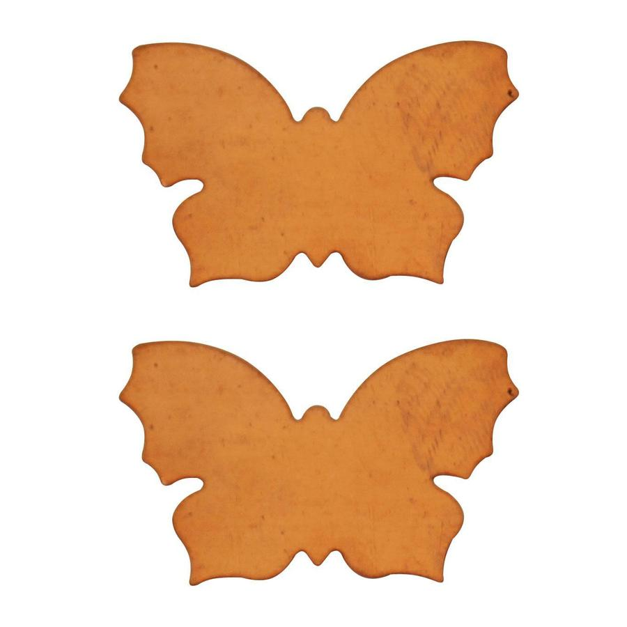 Butterfly Copper Shape - 2 pack