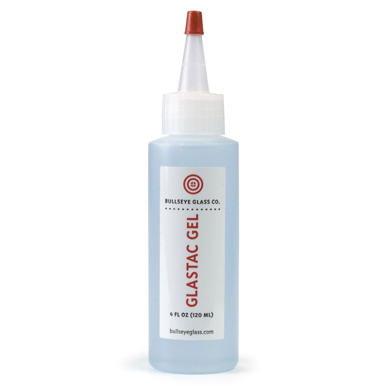 Bullseye GlasTac Gel Fusing Adhesive - 4 oz