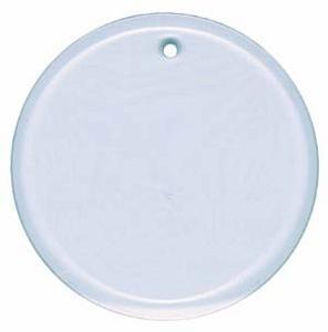 4 Circle Bevel With Hole - Box Of 30