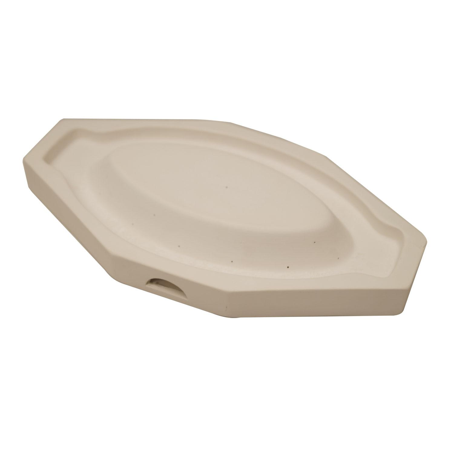 12 x 6-3/4 Oval Plate with Handles