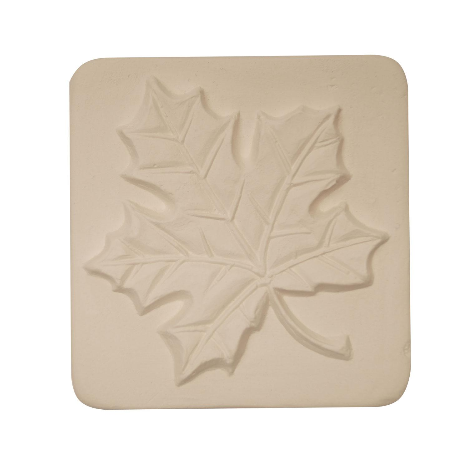 Delphi Studio Maple Leaf Impression Tile